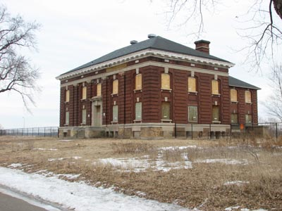 Ft. Snelling gymnasium